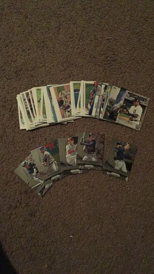 MLB baseball cards foil for Sale in Wichita, KS