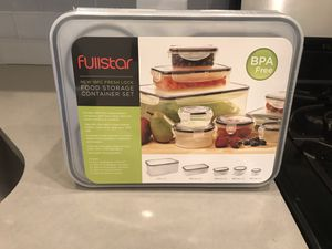 Plastic Food Storage Containers for Sale in Chicago, IL