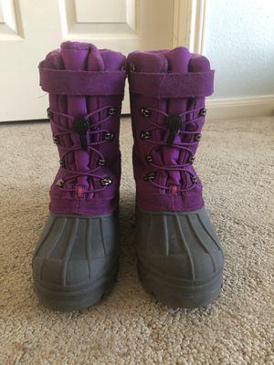 Lands End girls winter snow boots for Sale in Keller, TX