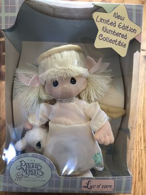 Limited Edition Precious Moments Angel Doll for Sale in El Paso, TX