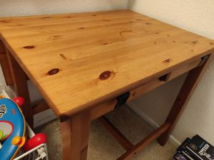 Table with small extension. for Sale in San Diego, CA