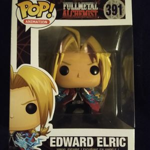 New Fullmetal Alchemist Edward Elric Funko Pop for Sale in Albuquerque, NM