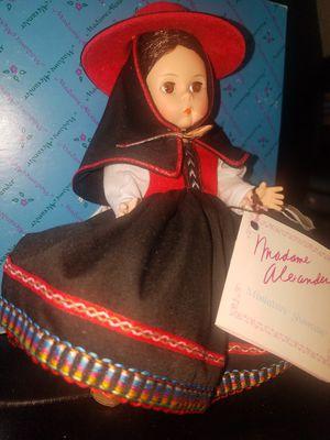 Madam Alexander Peru Edition Doll for Sale in Fairfax, VA