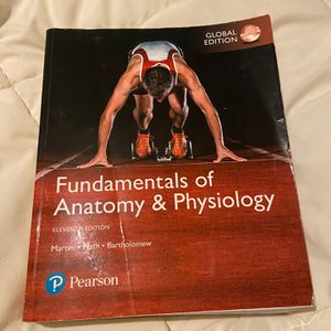 Fundamentals of anatomy & physiology for Sale in Corpus Christi, TX