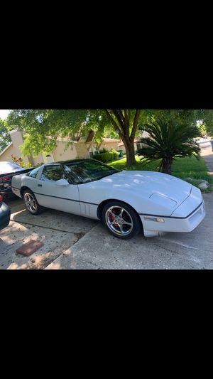 1984 Chevrolet Corvette for Sale in San Antonio, TX