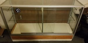 Used shelf with lights 100$ for Sale in Palm Desert, CA