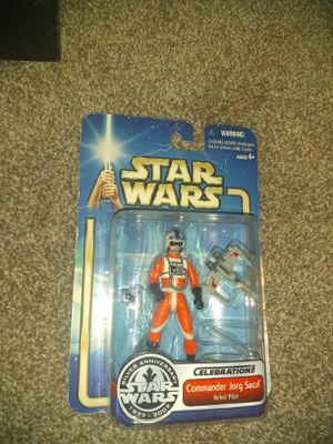 Star Wars Collectible Action. Figure for Sale in Renton, WA
