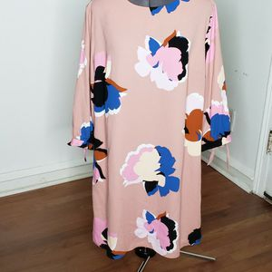 A New Day Pink Dress With Flowers XL for Sale in Huntingdon Valley, PA