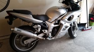 2002 Suzuki SV 650 for Sale in Montrose, CO
