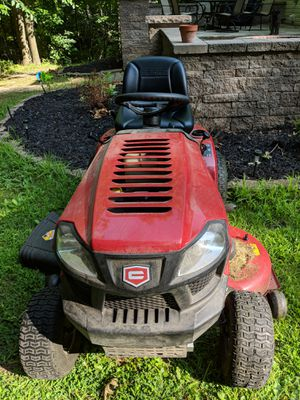 "Craftsman 46"" deck tractor for Sale in Mentor-on-the-Lake, OH"