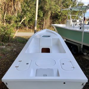 17' Classic Lapstrake Micro Skiff for Sale in Port St. Lucie, FL