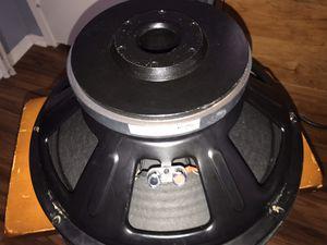 """Dayton Audio 15"""" Pro woofer for Sale in Schertz, TX"""