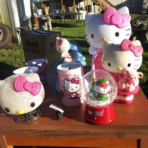 Hello Kitty for Sale in Tacoma, WA