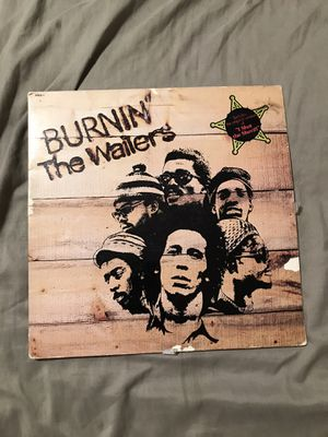 Burnin the wailers lp record vinyl for Sale in Los Angeles, CA