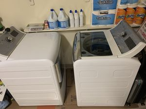 GE Washer and Dryer (Brand New) for Sale in Spring, TX