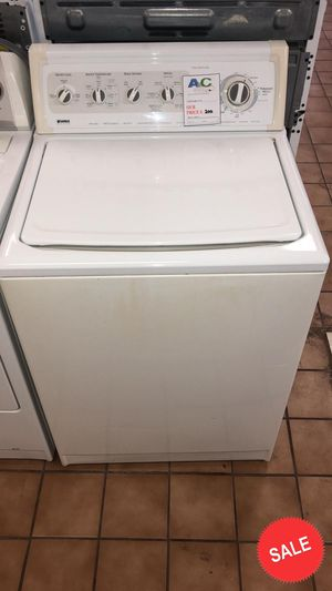 BLOWOUT SALE!Kenmore Washer High Efficiency CONTACT TODAY! #1527 for Sale in Glen Burnie, MD