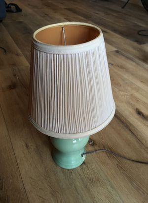 End Table Lamp - Set of two for Sale in Seattle, WA