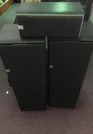JBL speakers home audio speakers system ND310 pro audio pair + 1, balboa center BCP004280 for Sale in Huntington Beach, CA