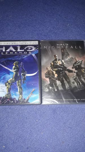 2 Halo DVDs for Sale in Malden, MA