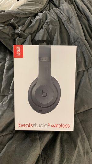 Beats Studio 3 Wireless Headphones - Brand New for Sale in Fort Myers, FL
