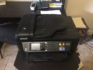 Epson Scanner/Printer/Fax for Sale in Fayetteville, AR
