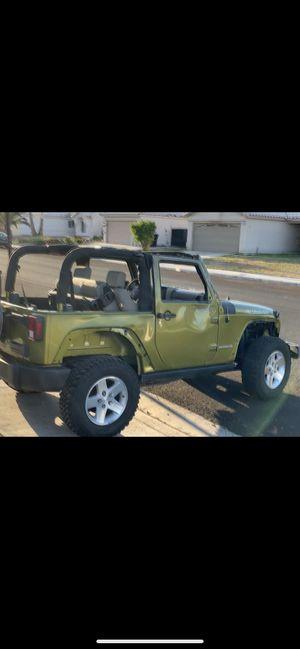 2008 Jeep Wrangler for Sale in Las Vegas, NV