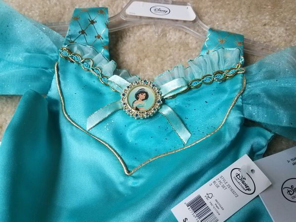New with tags Disney Princess Jasmine set Aladdin $20 price firm