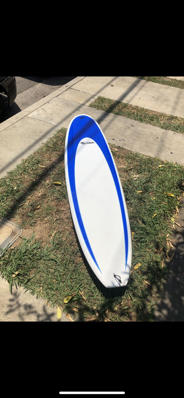 7' 8' Epoxy In Great Condition!