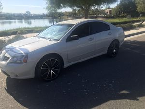 2004 Mitsubishi Gallant 20 inch rims 2850 the price is firm for Sale in Moreno Valley, CA