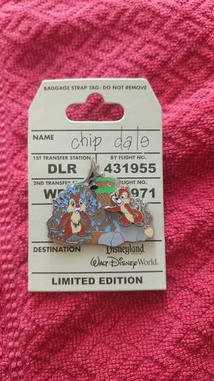 Disney pin chip and dale artist proof le 1800. 5of 8 for Sale in Oviedo, FL