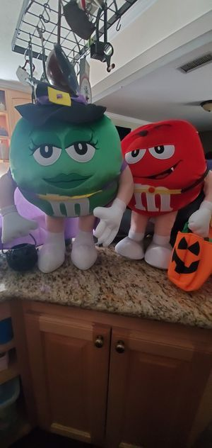 Halloween M&Ms for Sale in Corona, CA