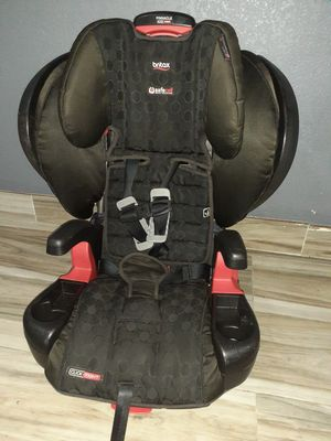 Car seat and reclines also adjustable for Sale in Houston, TX