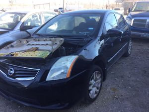 2010 NISSAN SENTRA FOR PARTS for Sale in Dallas, TX