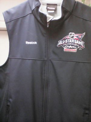 Blue Jackets 2015 All Star Game vest for Sale in Columbus, OH