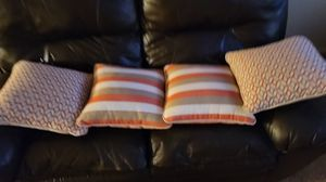 Couch pillows for Sale in Hemet, CA