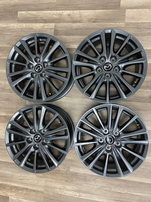 2017-2020 MAZDA CX-5 OEM FACTORY WHEELS RIMS 17x7 for Sale in Boca Raton, FL