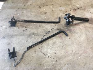 Draw-Tite, weight distribution hitch for Sale in Sugar Land, TX
