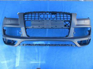 Audi Q7 SLine front bumper bare cover NEW #7415 for Sale in HALNDLE BCH, FL
