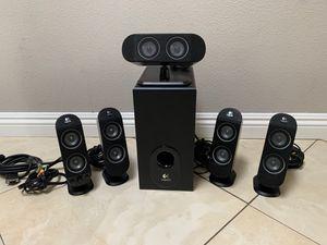 Logitech Speaker Set for Sale in Spring Valley, CA