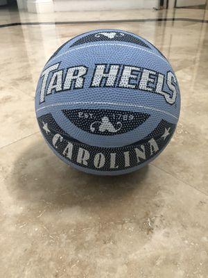 North Carolina Tar Heels basketball by Baden for Sale in Hollywood, FL