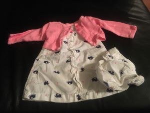 Baby girl dress outfits for Sale in South Bay, FL