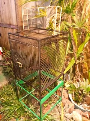 Large bird cage for Sale in Tampa, FL