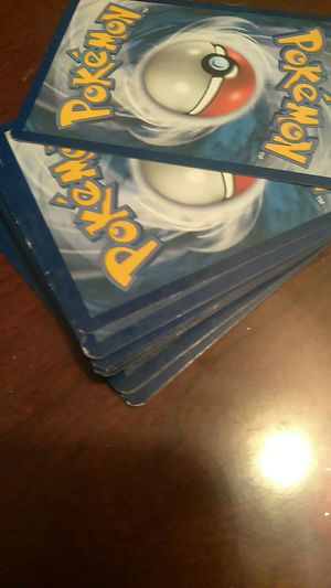 20 trainer and energy Pokemon cards for Sale in Surprise, AZ