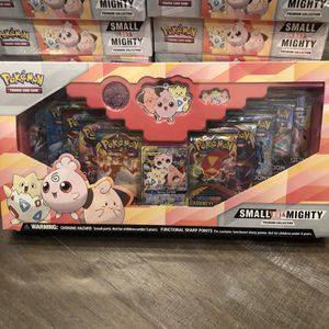 POKEMON TCG: SMALL BUT MIGHTY PREMIUM COLLECTION! for Sale in Santa Ana, CA