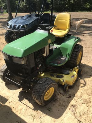 John deere 445 tractor. $1,100 for Sale in Crosby, TX