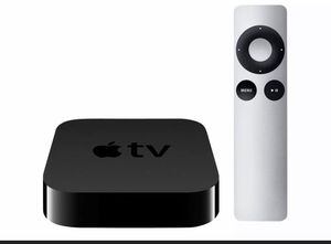 Used Apple TV (3rd Generation) MD199LL/A - Black for Sale in Fresno, CA