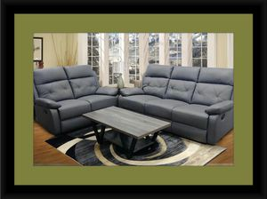8102 recliner sofa and loveseat for Sale in Crofton, MD