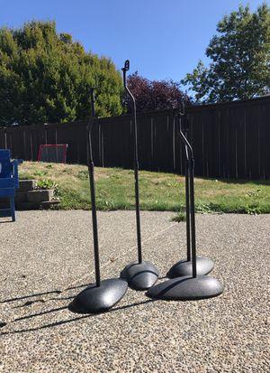 Adjustable Sanus speaker stands for Sale in Tacoma, WA