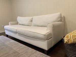 White Sofa for Sale in Chino Hills, CA