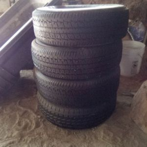Tires (225/70/15) for Sale in West Greenwich, RI